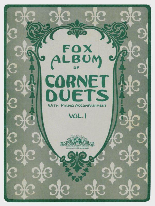 Fox Album of Cornet Duets Vol.1-p01