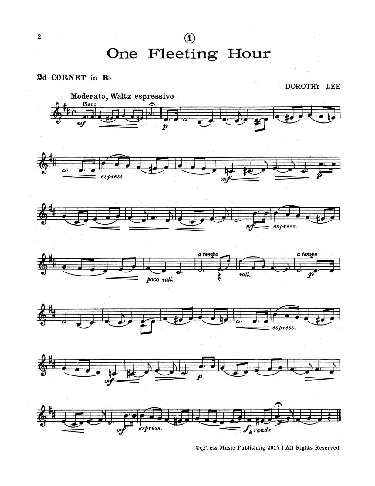 Fox Album of Cornet Duets Vol.1-p16