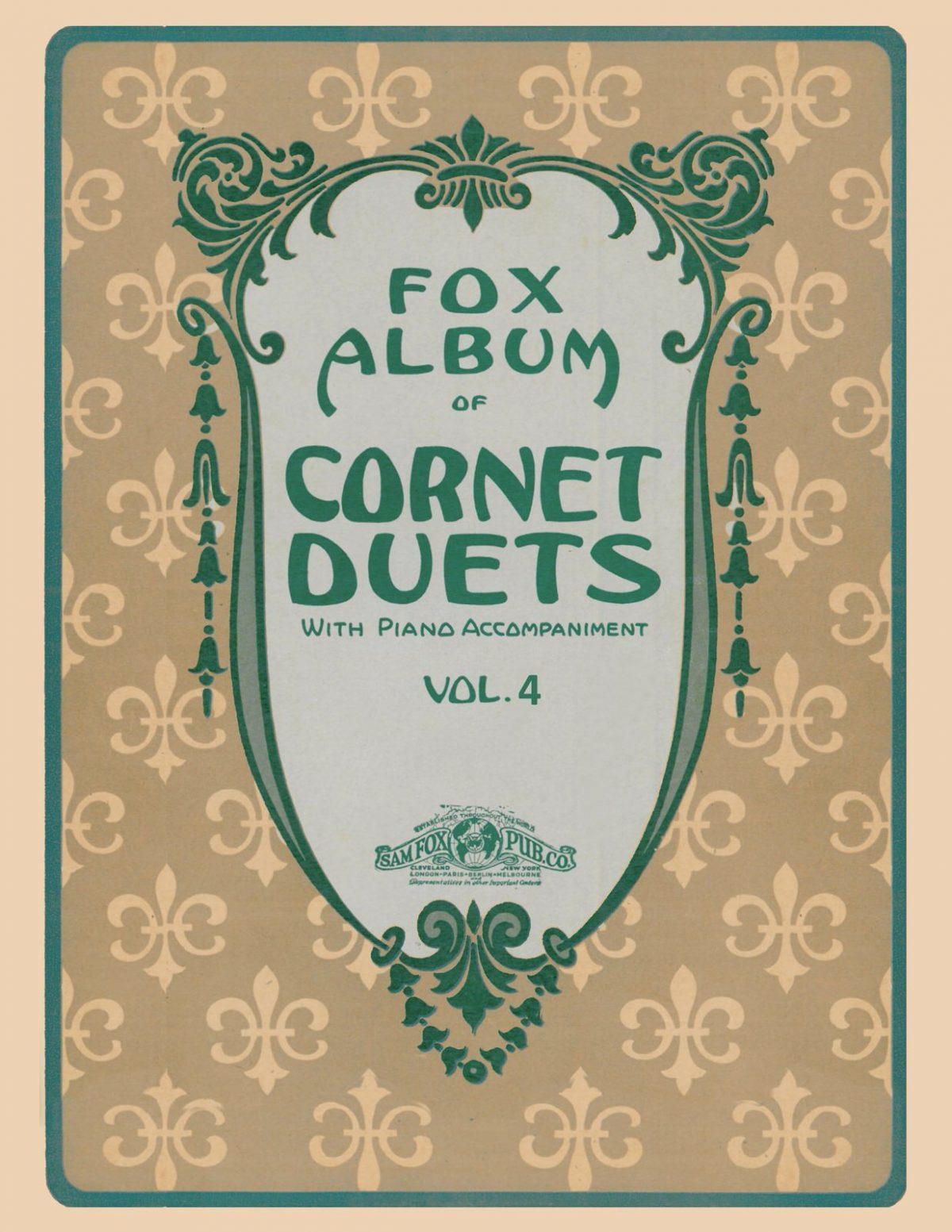 Fox Album of Cornet Duets Vol.4-p01