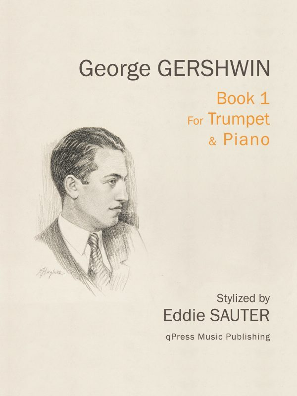 Gershwin, For Trumpet and Piano Book 1-p01
