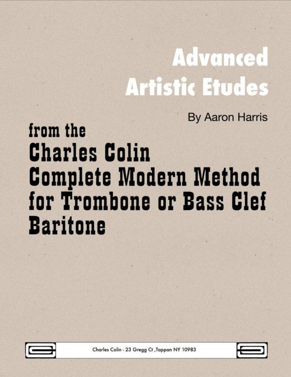 Colin's Complete Modern Method for Trombone
