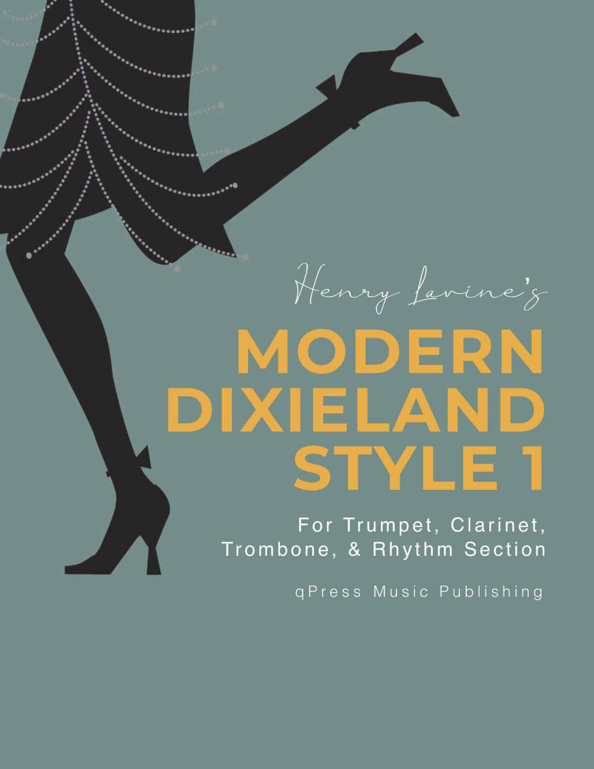 Levine, Henry, Modern Dixieland Style Book 1