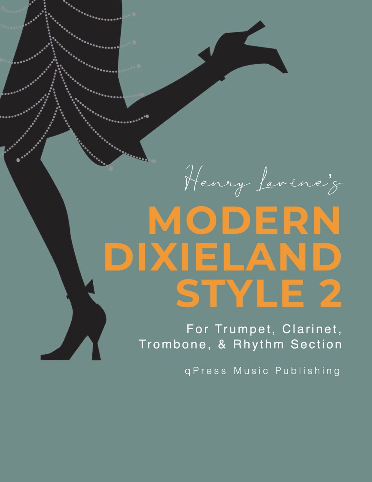 Levine, Modern Dixieland Style Book 2-p01