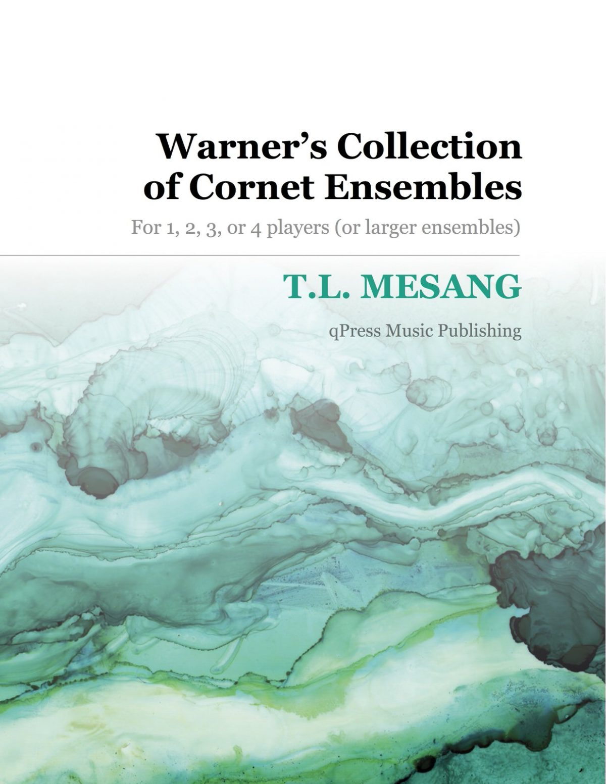 Mesang, Warner's Collection of Cornet Ensembles Vol.1-p01