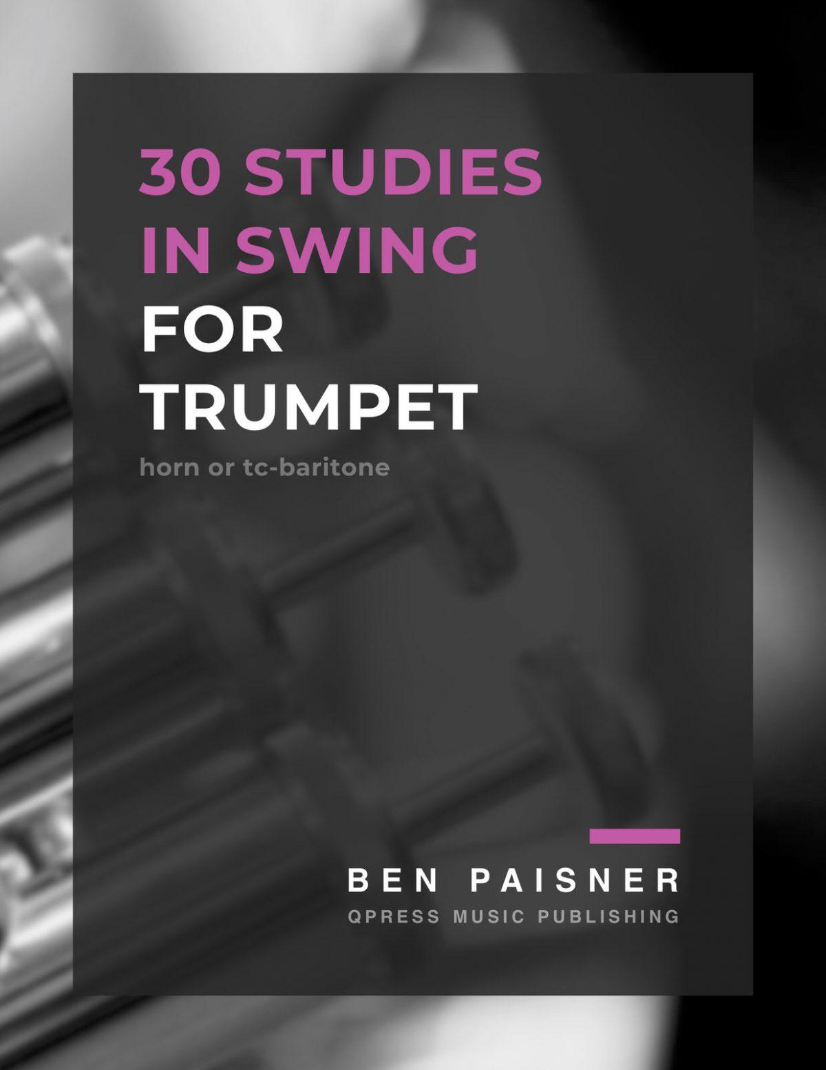 Paisner, 30 Studies in Swing