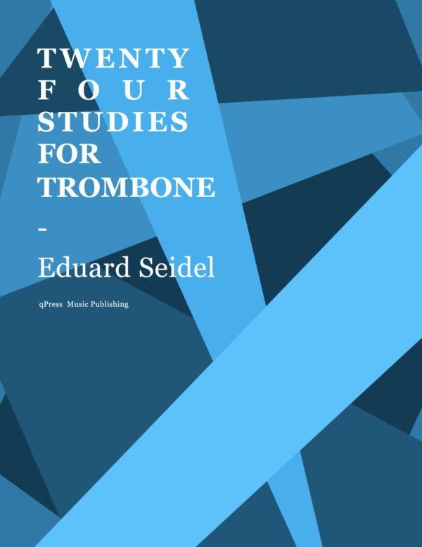 24 Studies for Trombone