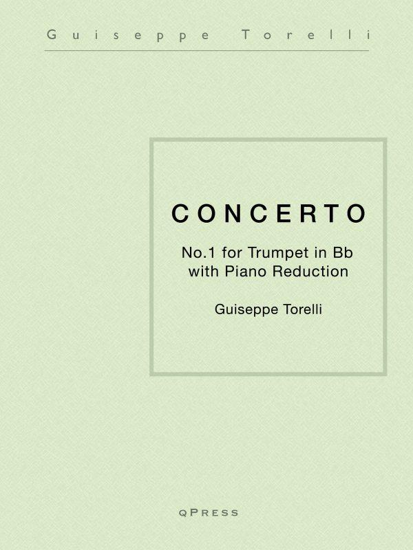 Torelli, Concerto No.1 for Trumpet-p01