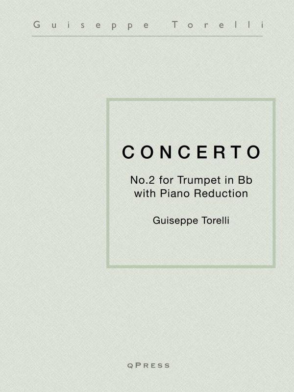 Torelli, Concerto No.2 for Trumpet-p01