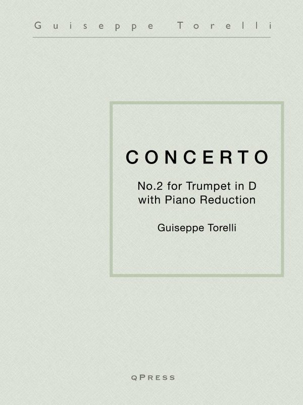 Torelli, Concerto No.2 in D Major-p01