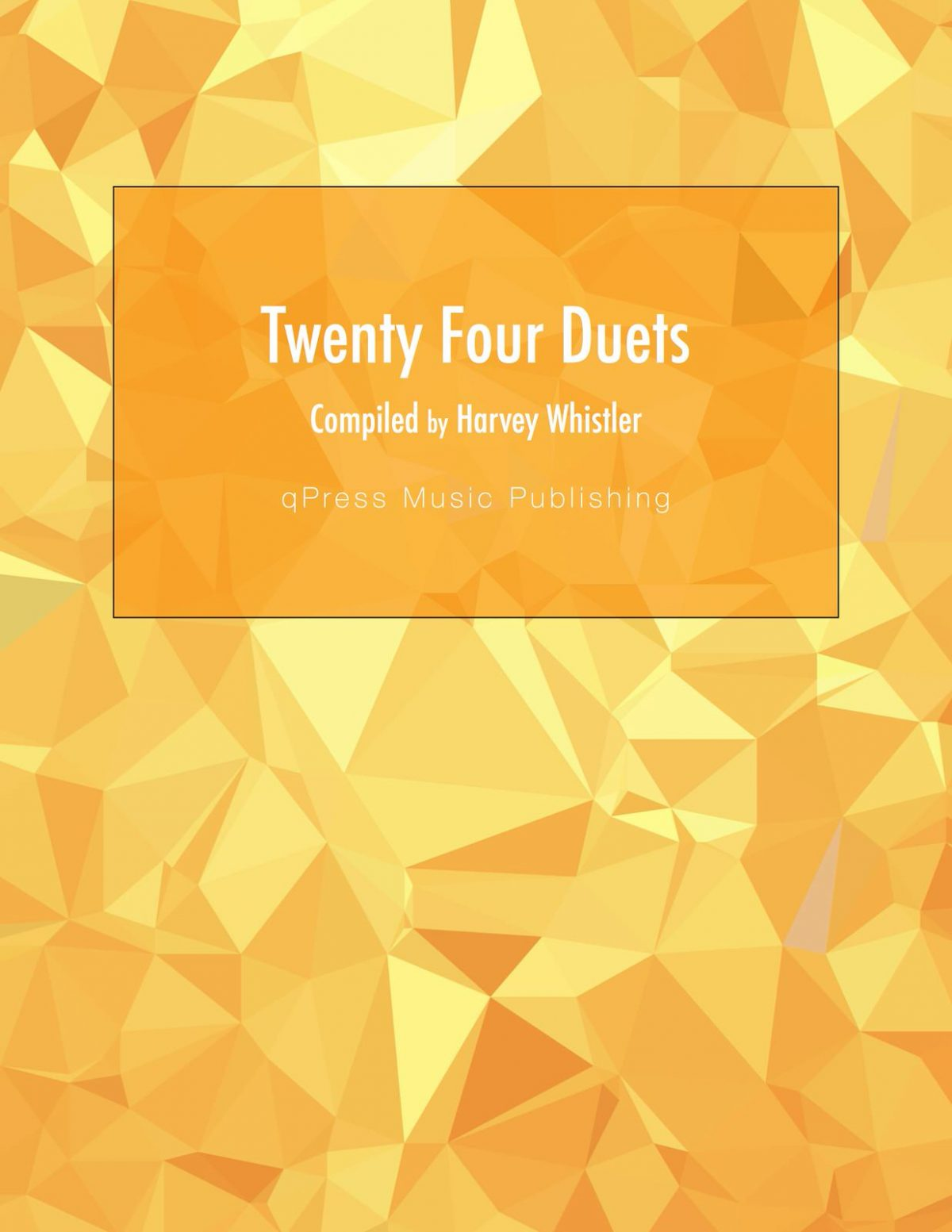 24 Duets from Arban, St-Jacome, Carnaud-p01