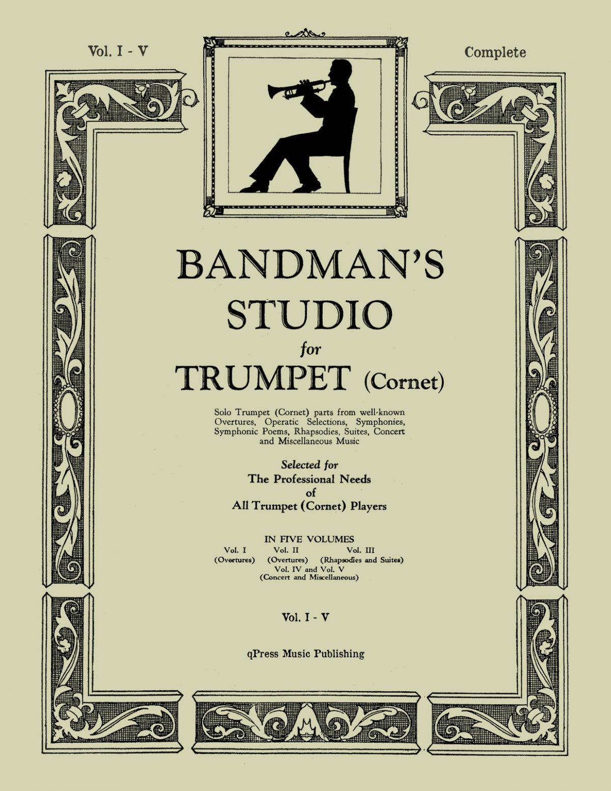 Bandsman cover Complete
