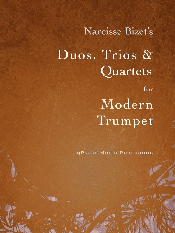 Bizet, Duets, Trios, and Quartets for Trumpet-p01