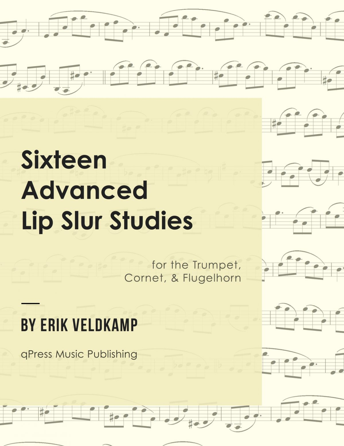 Veldkamp, 16 Advanced Lip Slur Studies-p01