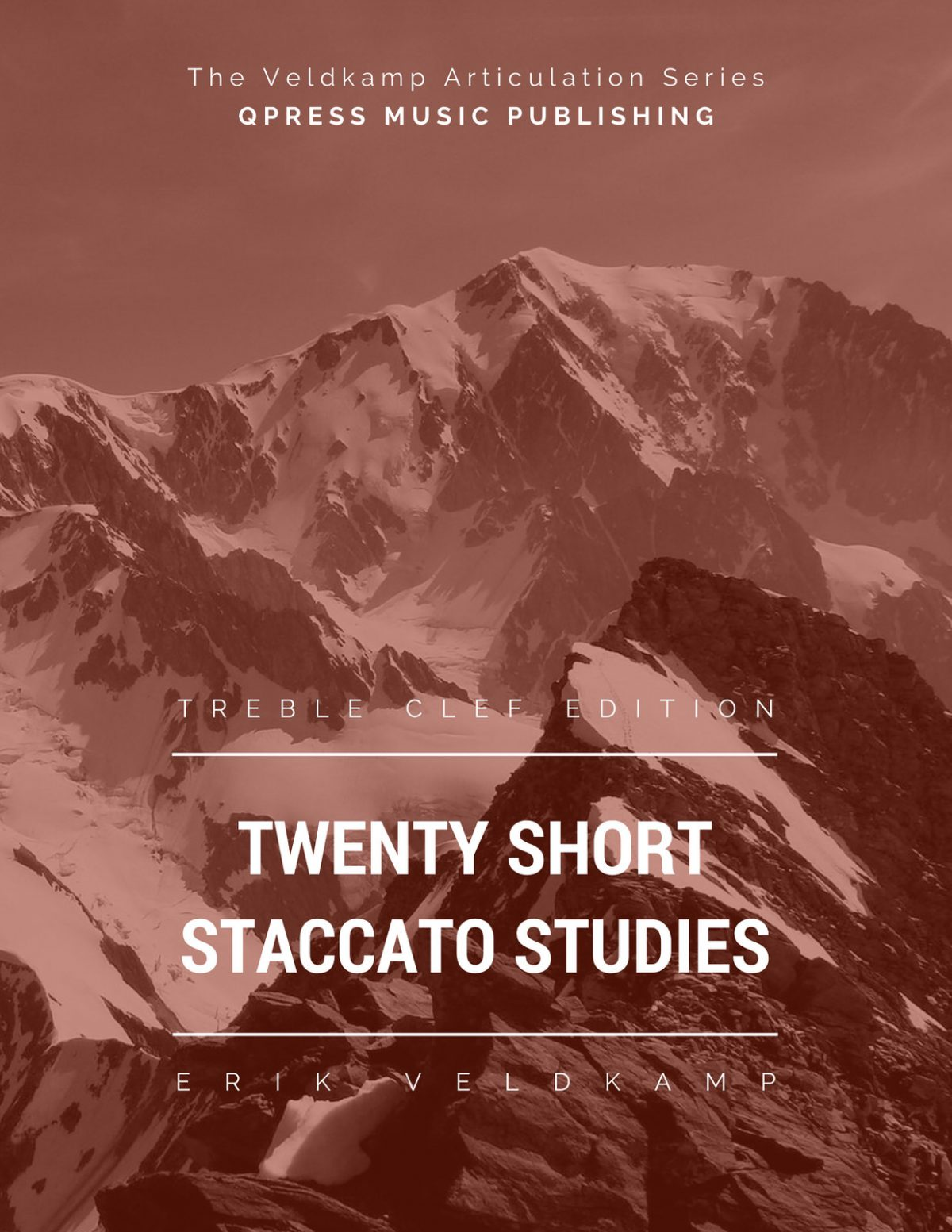 Veldkamp, 20 Short Staccato Studies