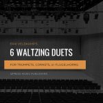 Veldkamp, Six Waltzing Duets for Two Trumpet