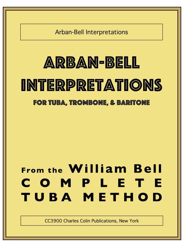 Bell, Arban-Bell Interpretations-p001