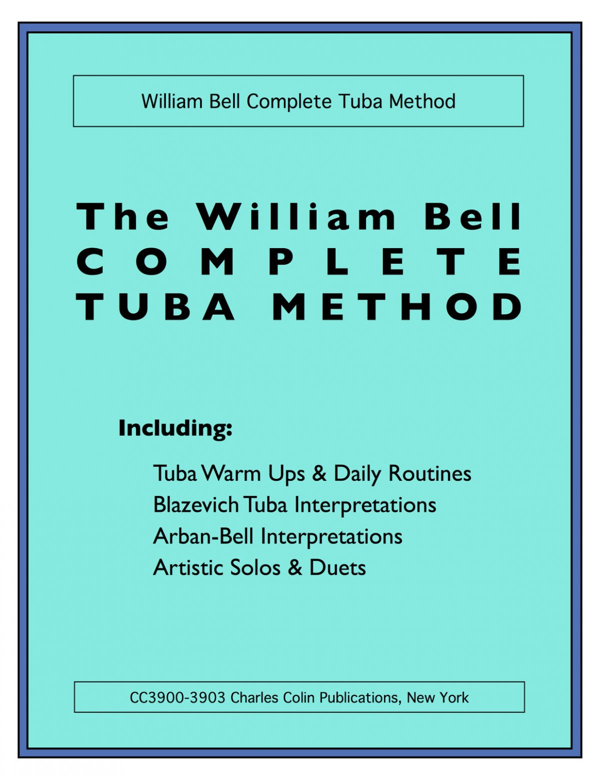 Bell Complete Method Cover
