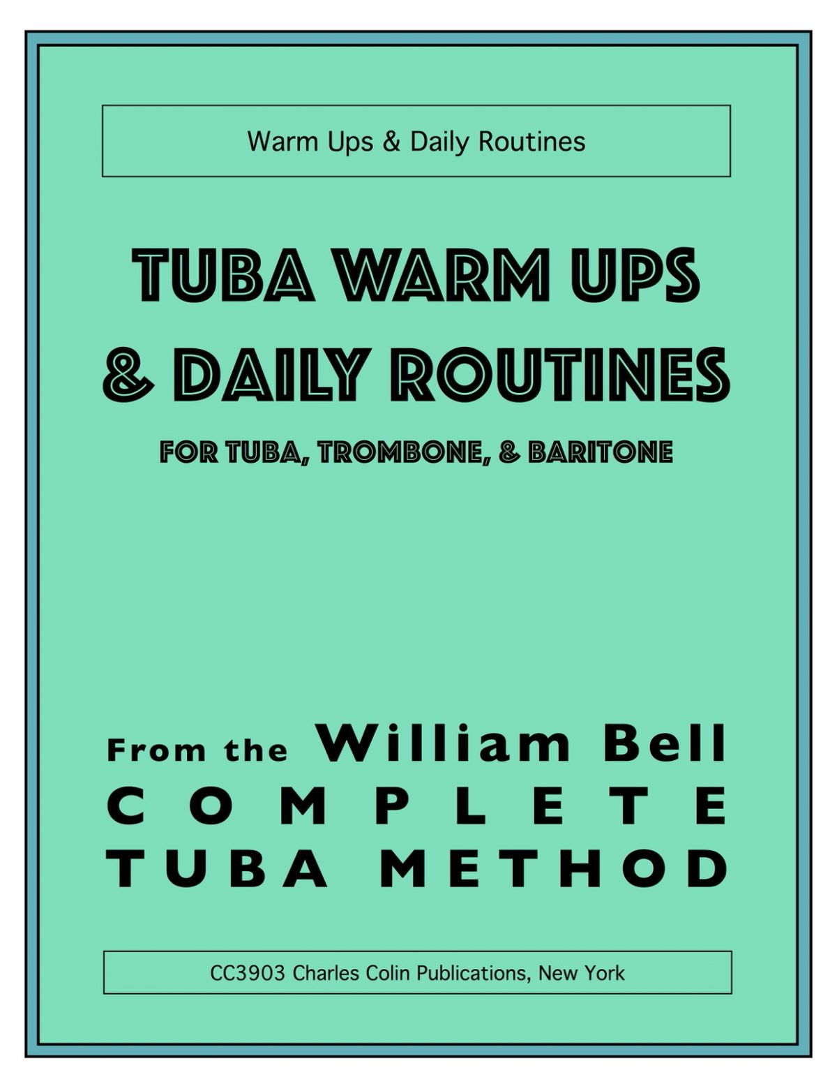 Warm Ups & Daily Routines