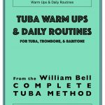 Bell, Tuba Warm Ups and Daily Routines-p01