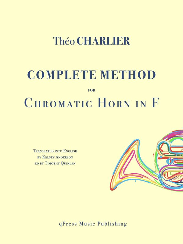 Charlier, Complete Method for Chromatic Horn in F-p01