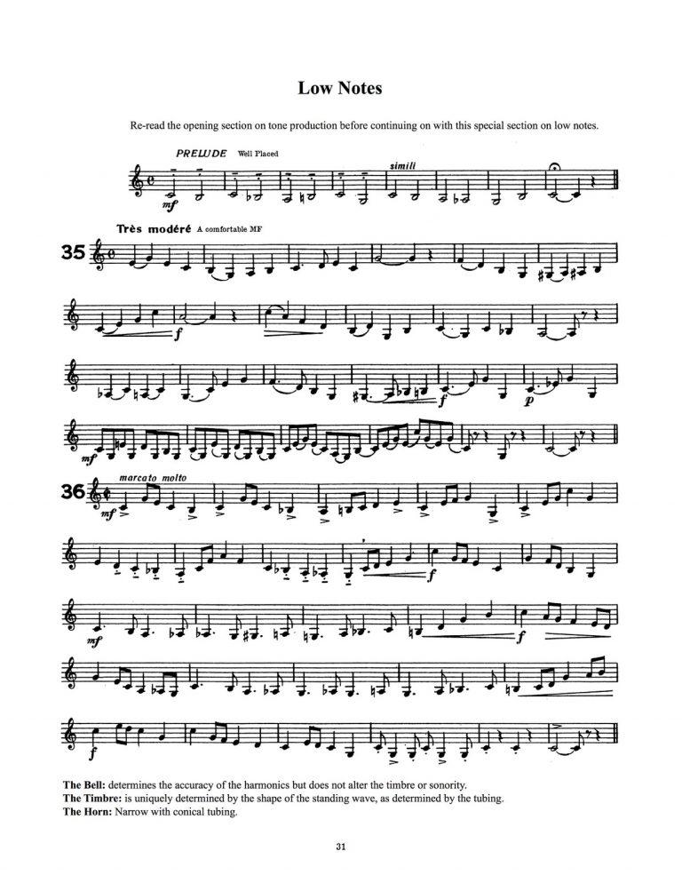 Charlier Complete Method for Chromatic Horn in F