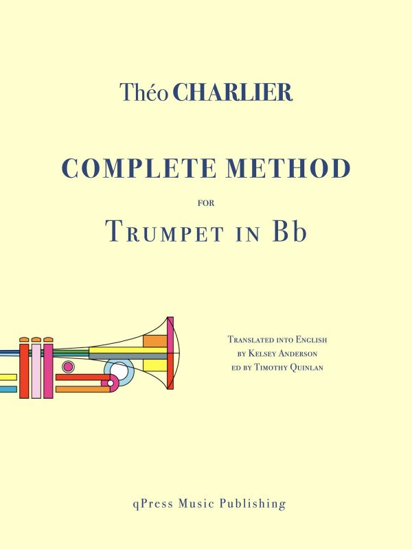 Charlier, Complete Method for Trumpet-p01