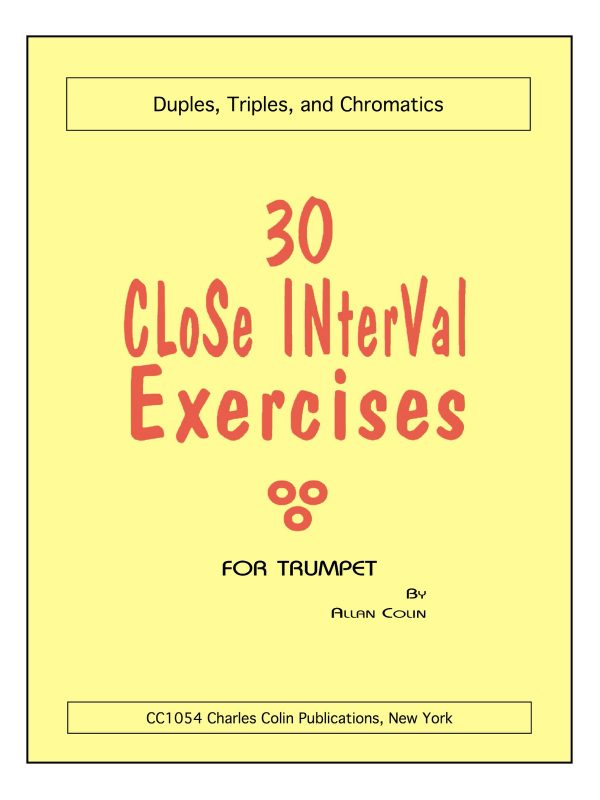 Colin, 30 Close Interval Exercises-p01