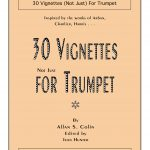 Colin, 30 Vignettes (not just) for Trumpet-p01