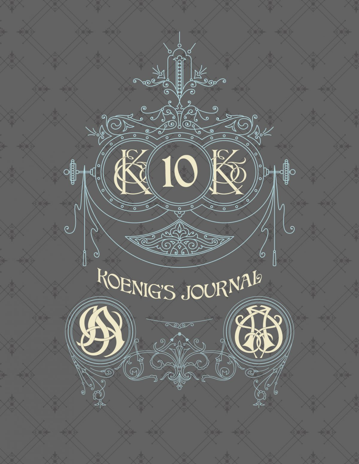 Koenig's Journal Vol.10 (Part and Score)