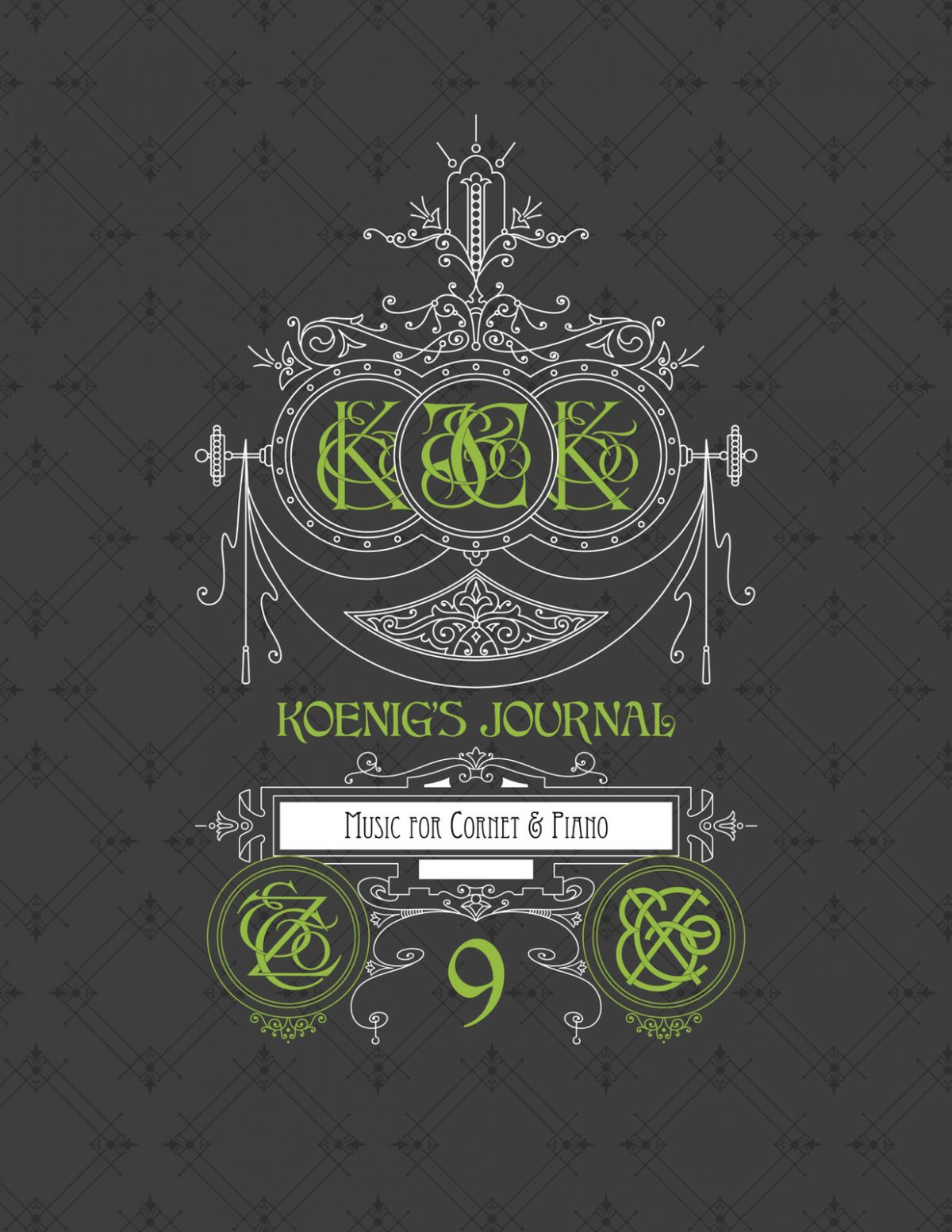 Koenig's Journal Vol.9 (Part and Score)