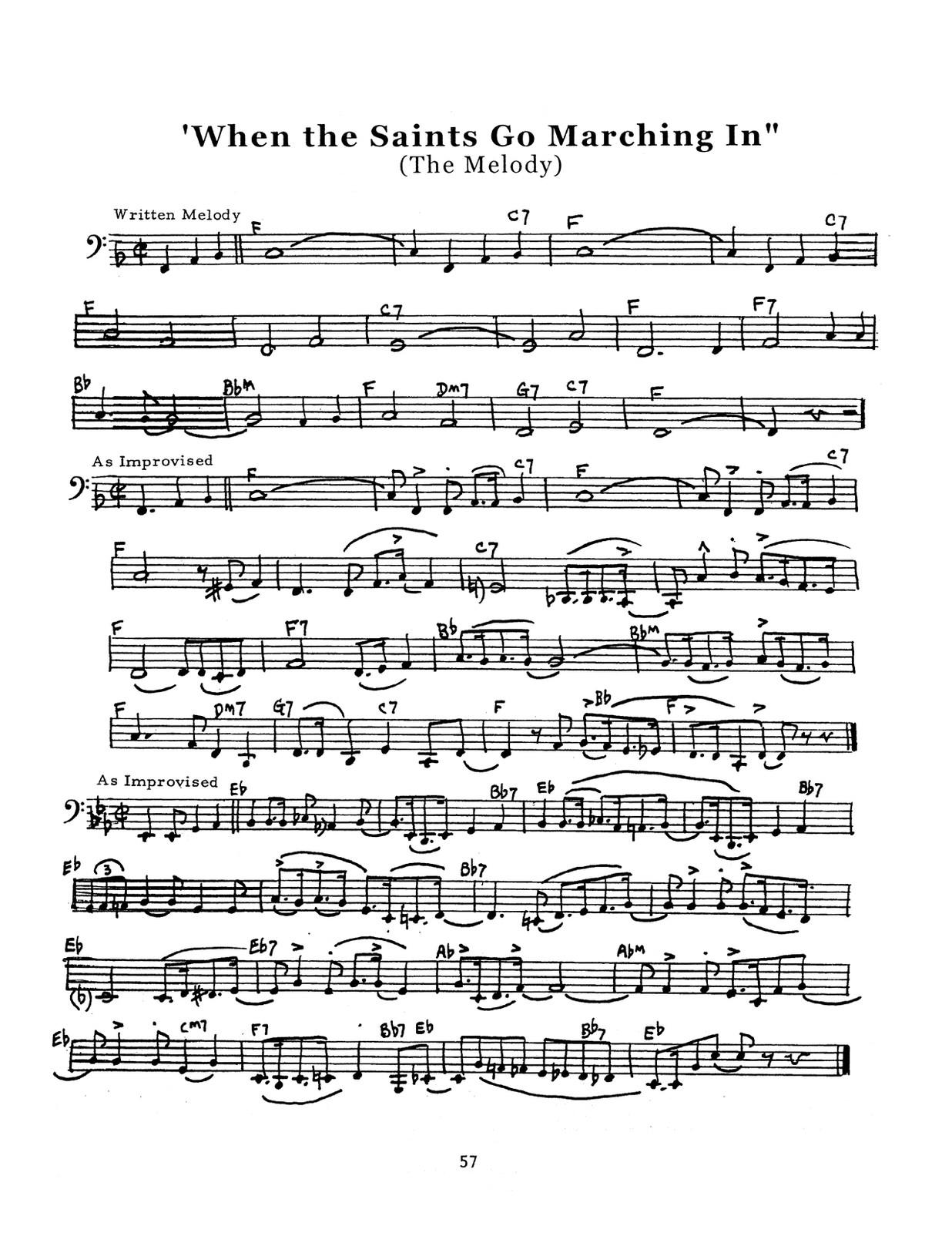 Tarto, Joe, Basic Rhythms and the Art of Improvisation-p059