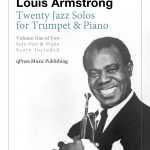 Armstrong, 20 Jazz Solos Vol.1 (Part and Score)