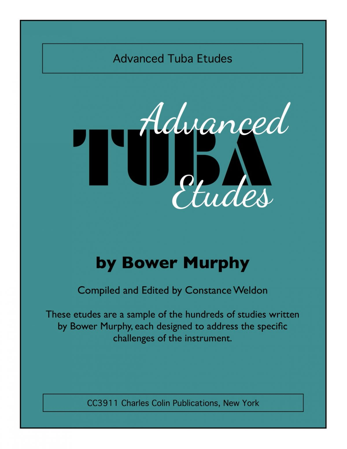 Bower-Murphy, Advanced Tuba Etudes-p01
