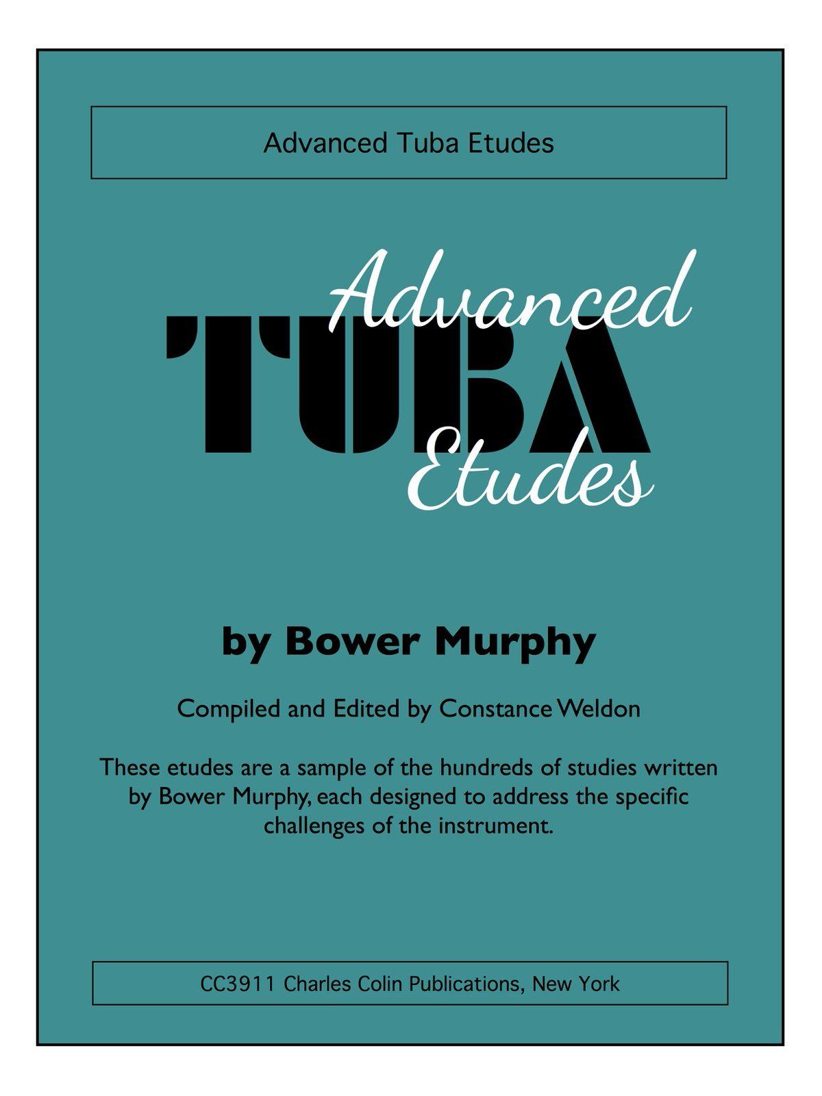 Bower-Murphy, Advanced Tuba Etudes-p01