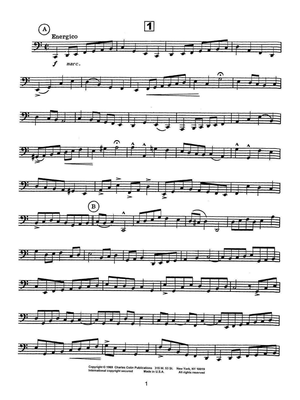 Bower-Murphy, Advanced Tuba Etudes-p03