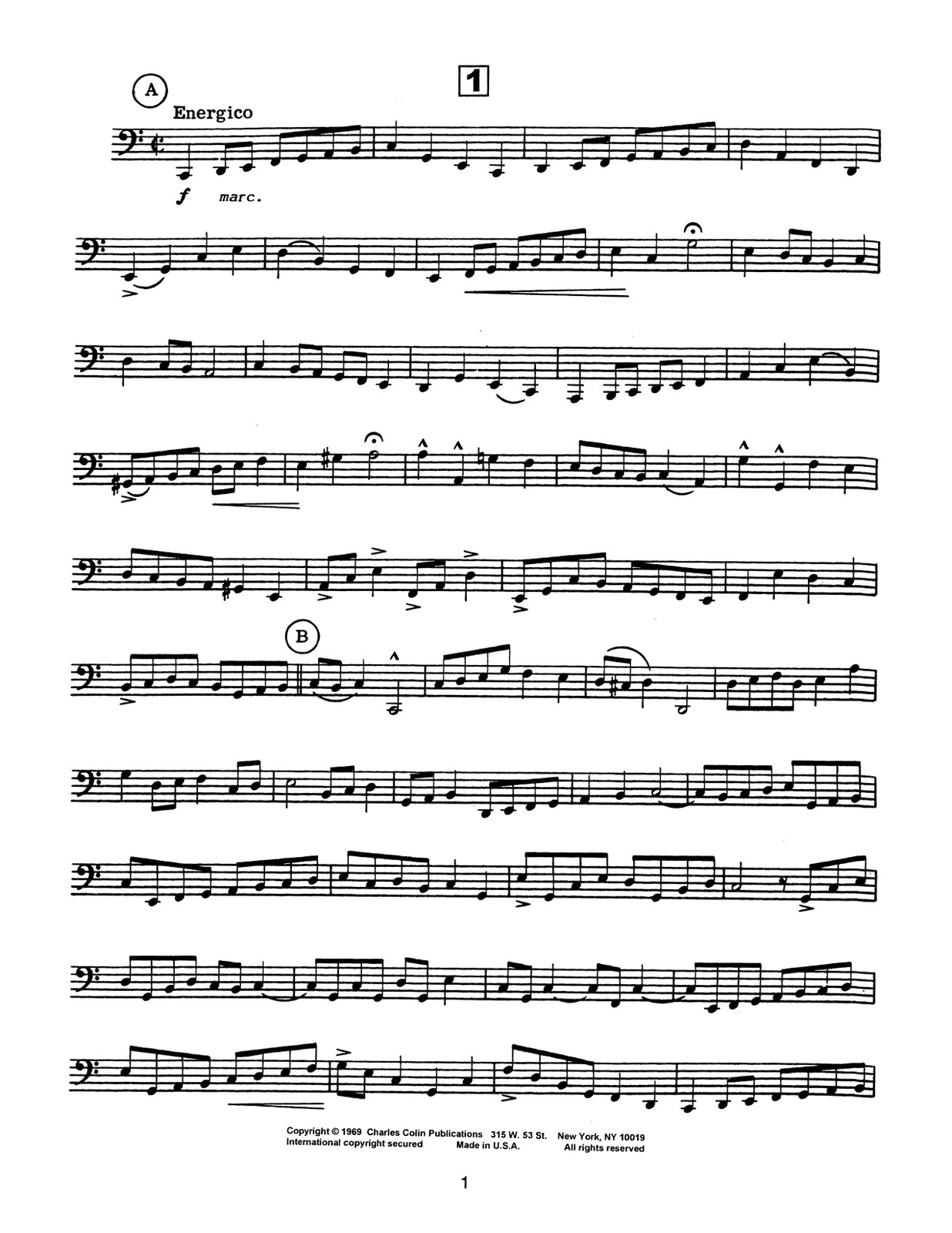 Bower-Murphy, Advanced Tuba Etudes-p03