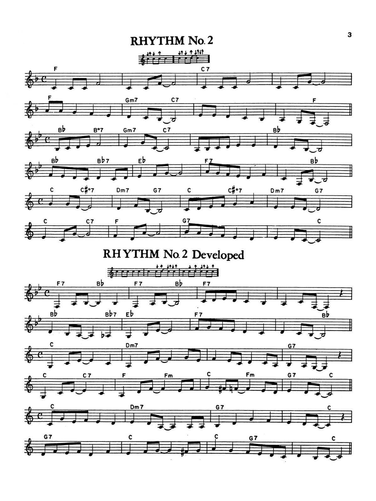 Bower, Rhythms Complete for French Horn-p05