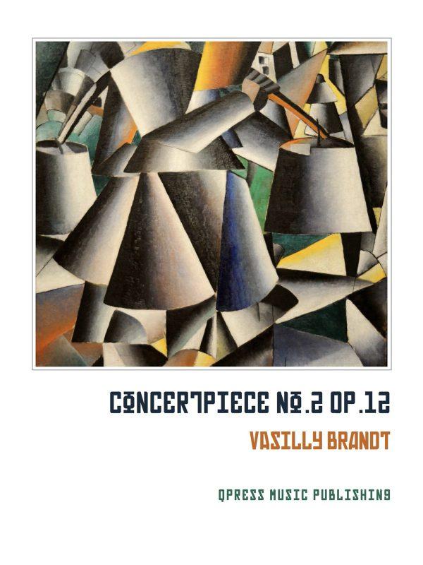 Brandt, Concertpiece No.2 Opus 12-p01