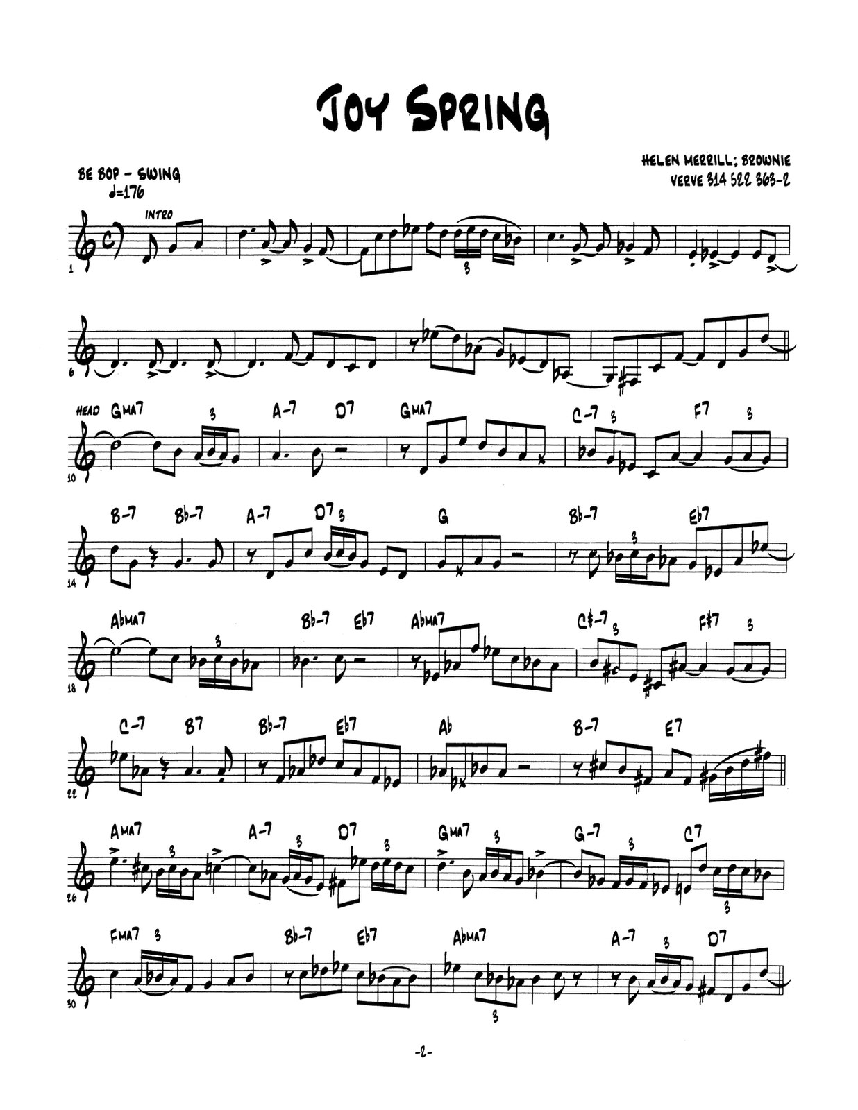 Harrell, Trumpet Transcriptions-p06