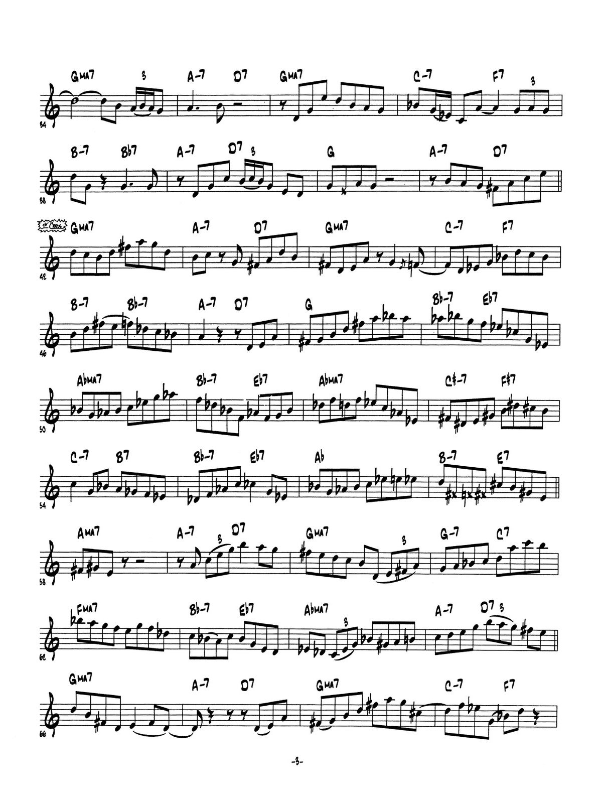 Harrell, Trumpet Transcriptions-p07