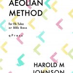 Johnson, Aeolian Method for Eb Tuba and Bb Bass-p01