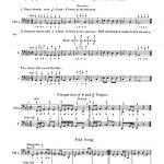 Johnson, Aeolian Method for Eb Tuba and Bb Bass-p42