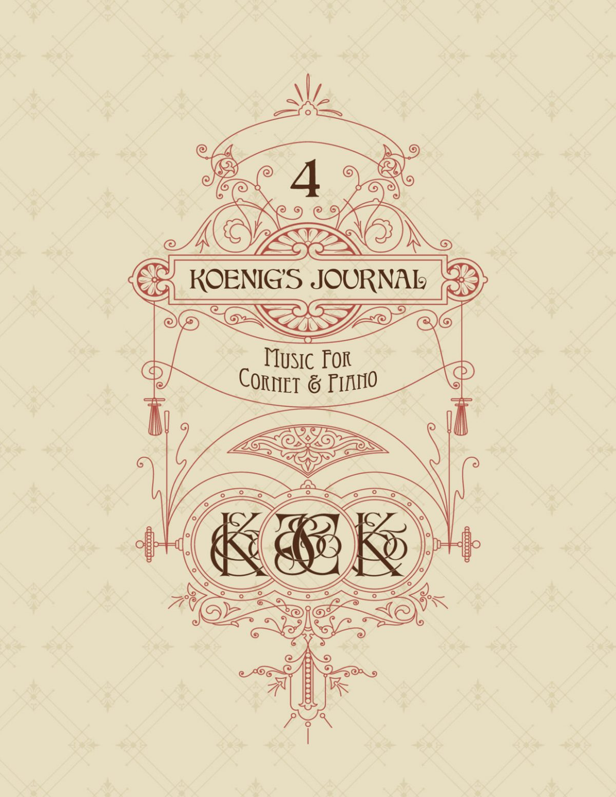 Koenig's Journal Vol.4 (Part and Score)