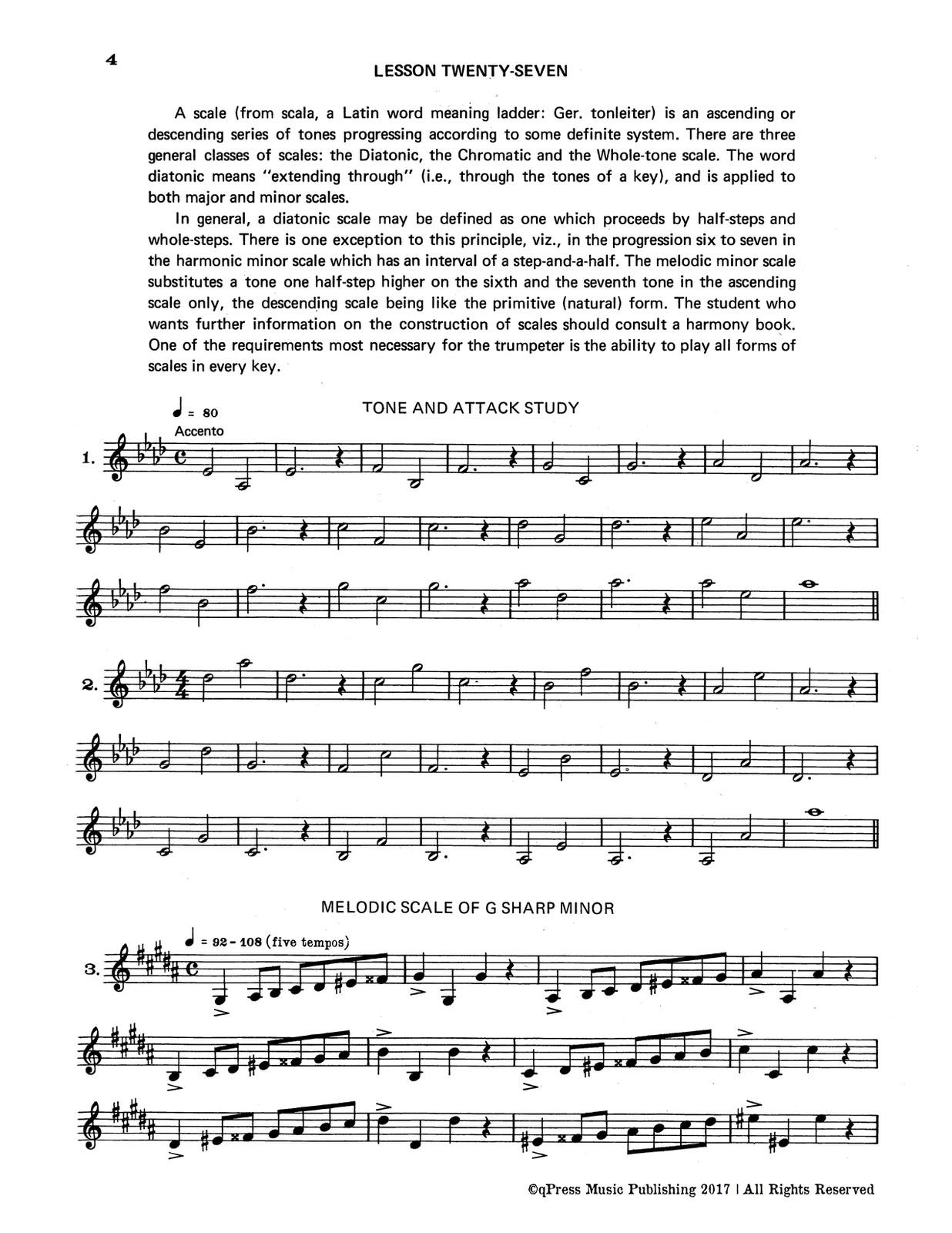 Mitchell, Trumpet Method Book 2-p06