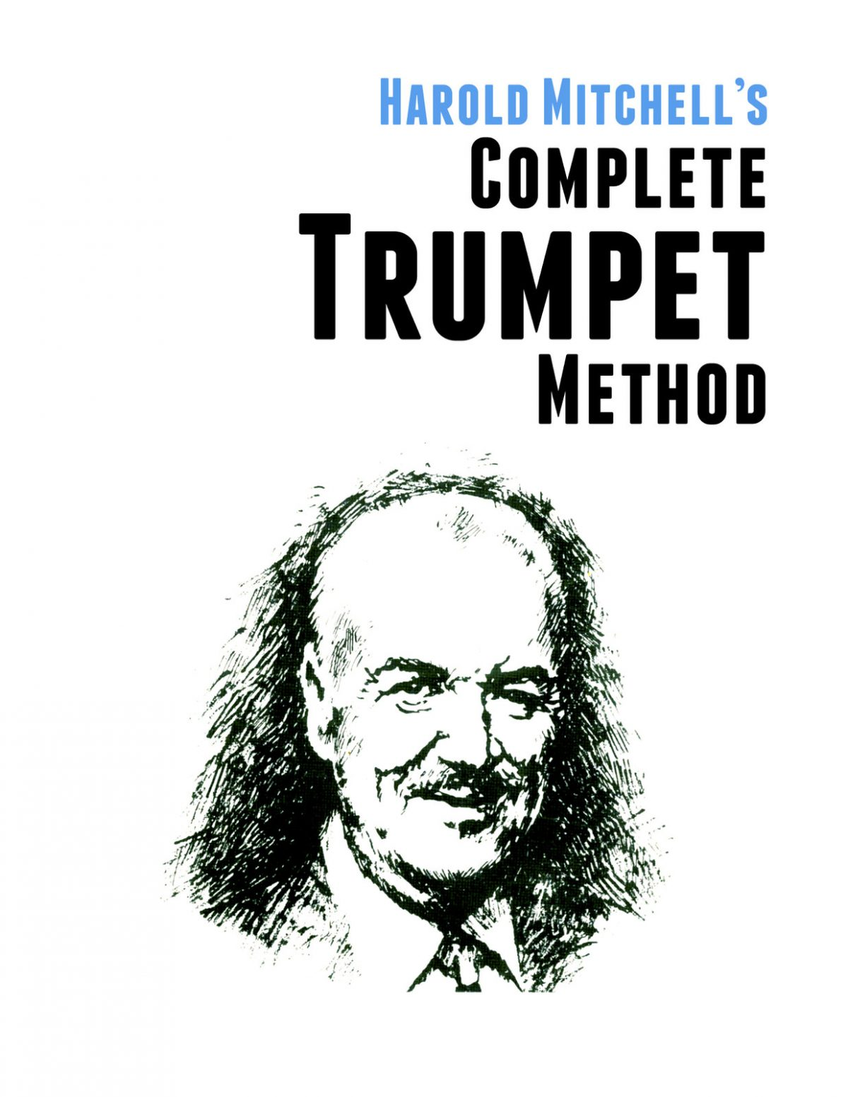 Mitchell, Trumpet Method Vols 1-4 Complete