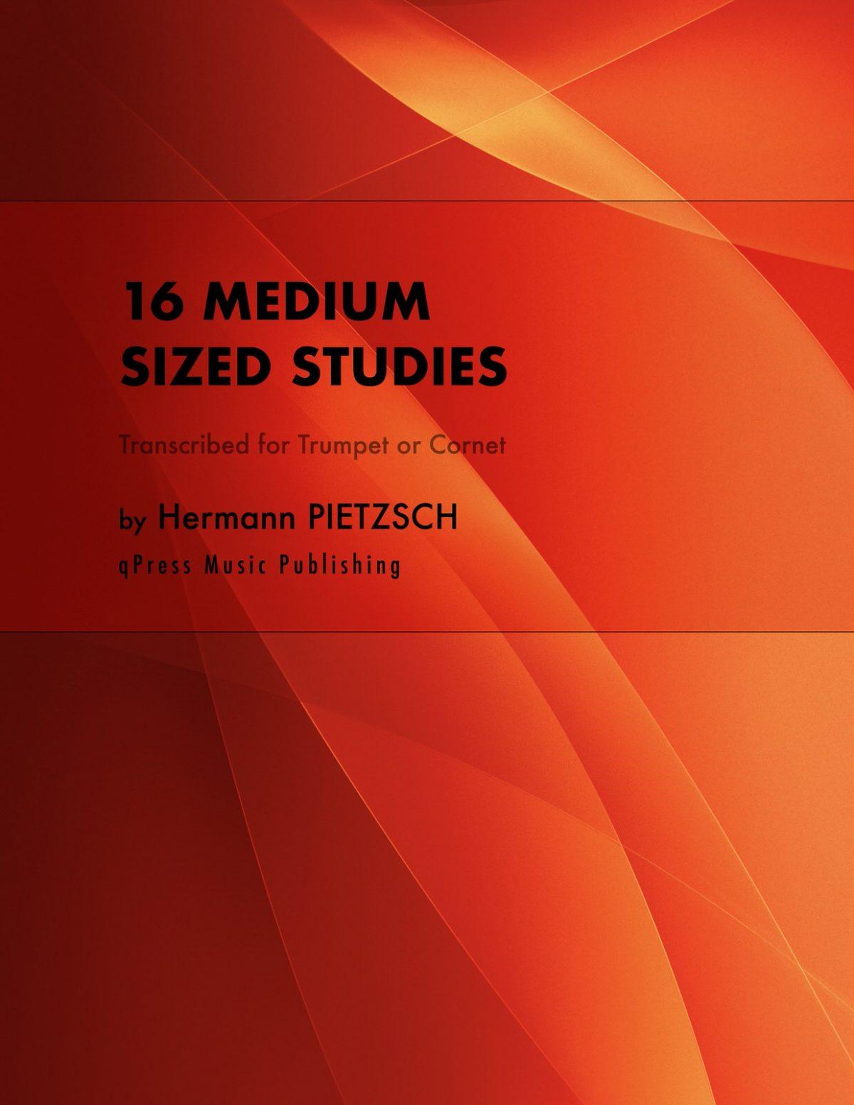 Pietzsch, 16 Medium Sized Studies-p01