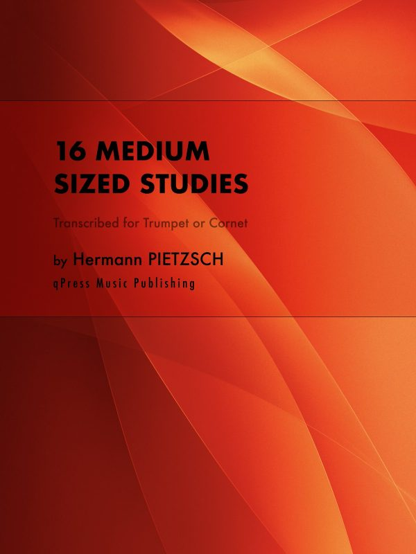 Pietzsch, 16 Medium Sized Studies-p01