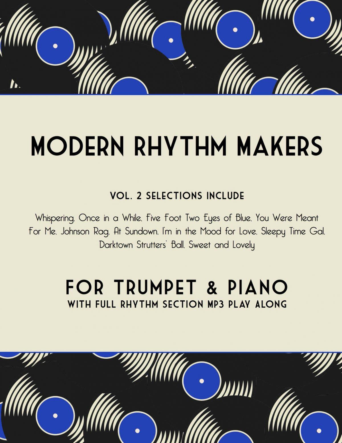 (Playalong)Various, Modern Rhythm Makers Playalong-p01