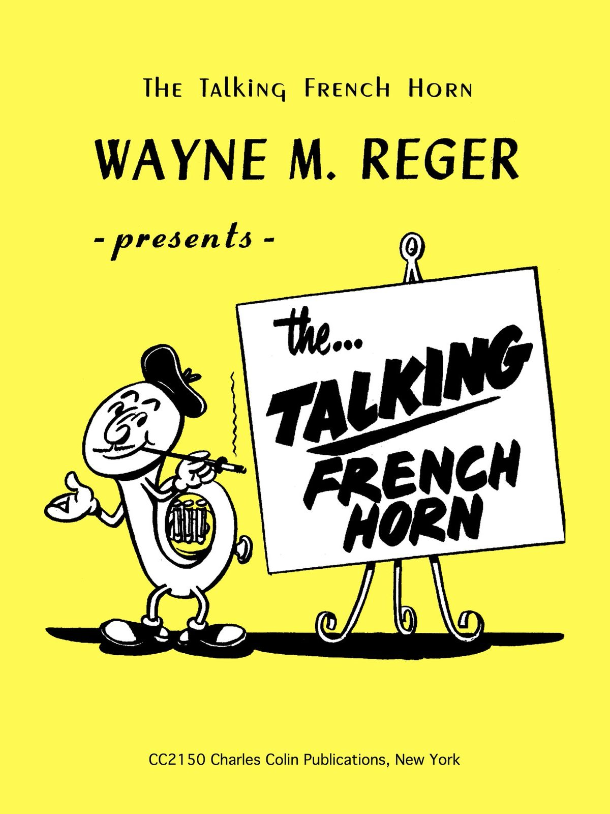 Reger, The Talking French Horn-p01