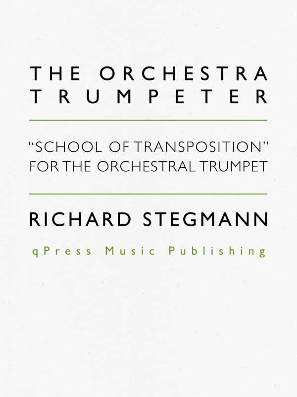 Stegmann, The Orchestra Trumpeter-p01